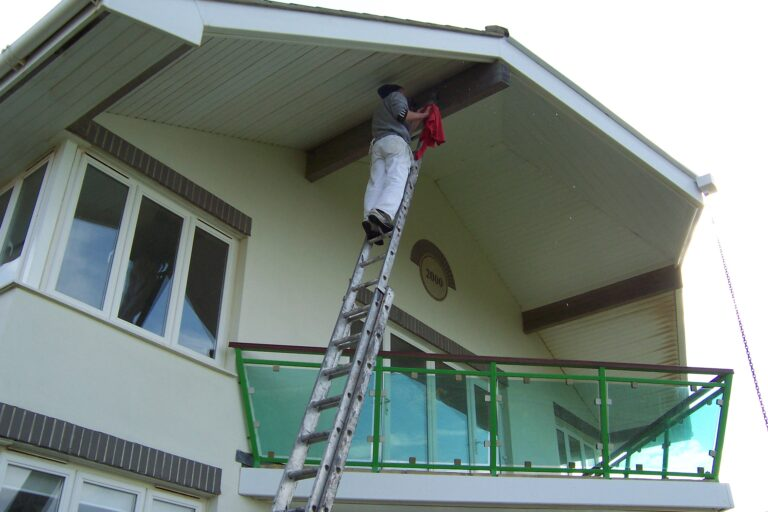 Painting and Decorating in Bournemouth Exterior Renovation