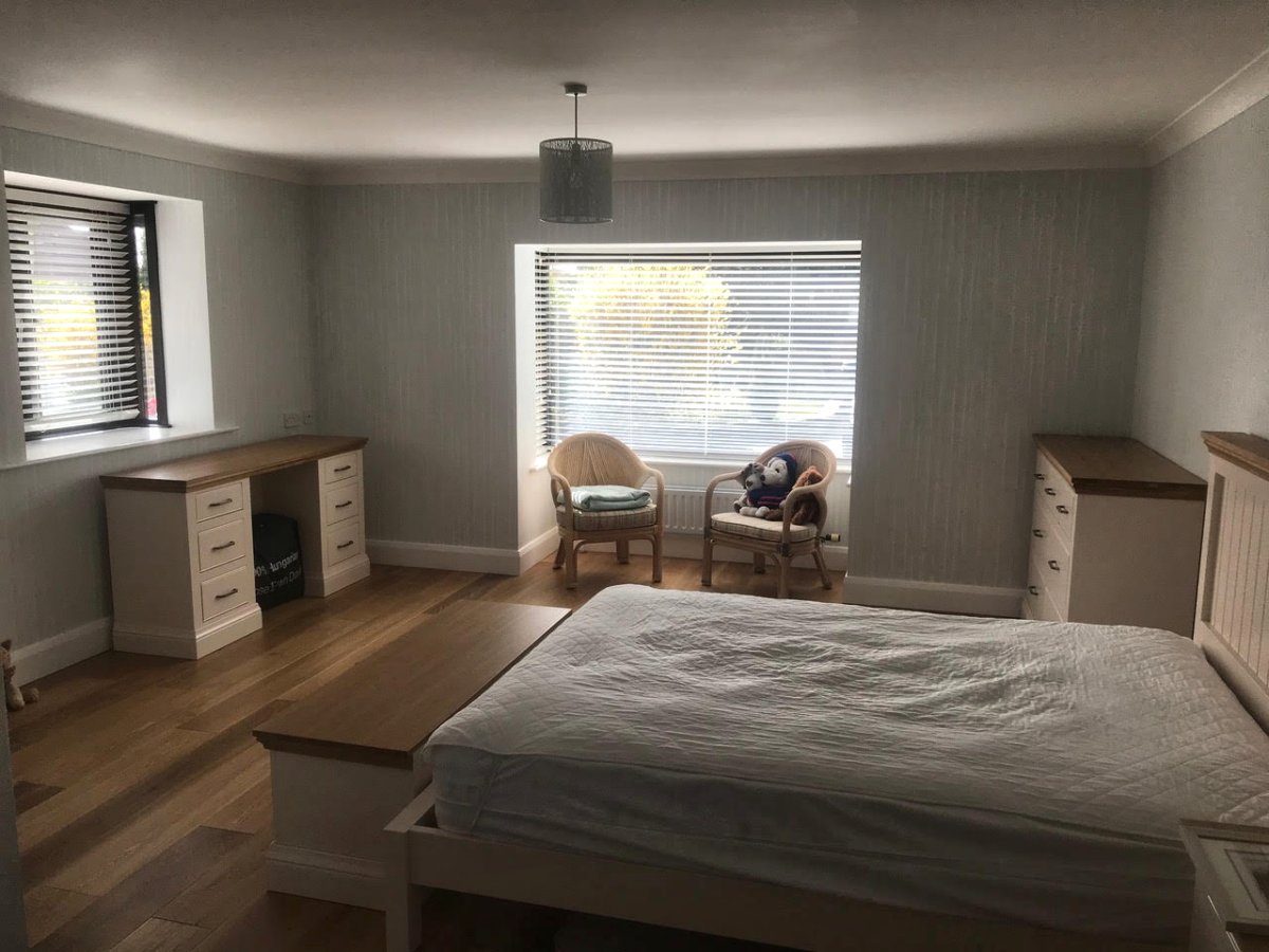 Bedroom decorating Ferndown
