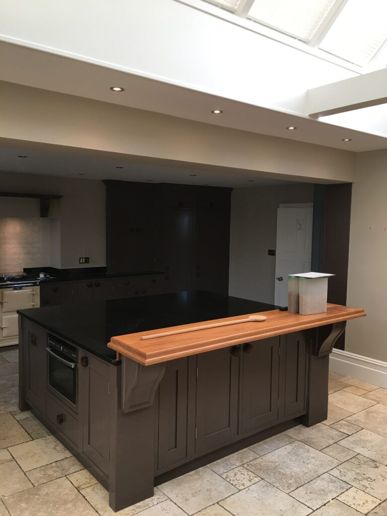 Kitchen by Painter in West Moors