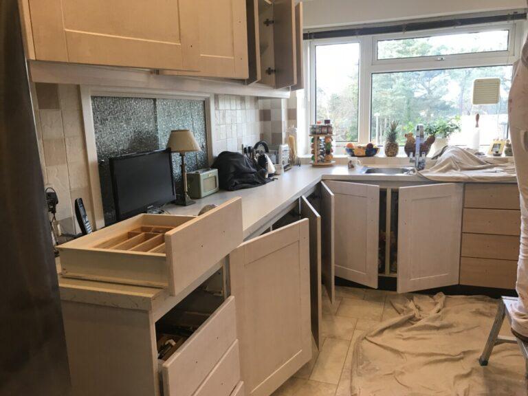 Kitchen Restoration System